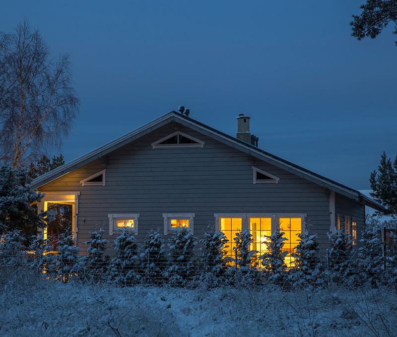 Winter Home Generator