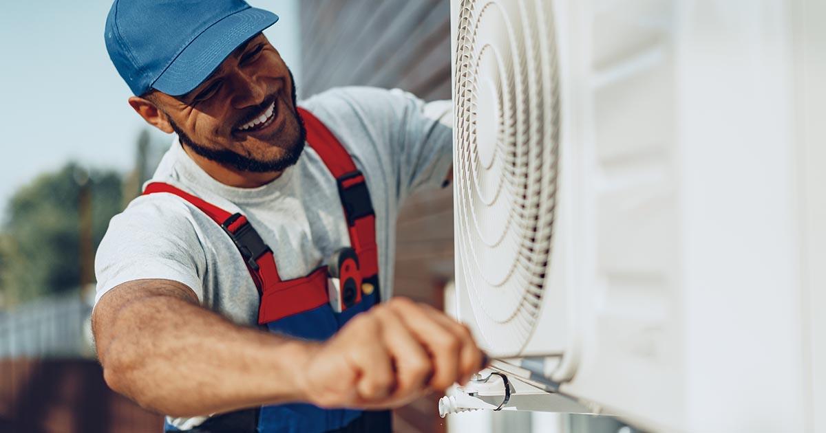 summer air conditioning maintenance